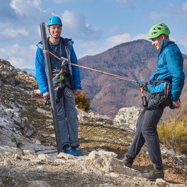 Die kürzeste Seilrutsche der Welt! – Orpierre 2018