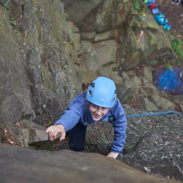Fels statt Beton – Tagesfahrt zum Isenberg 2019